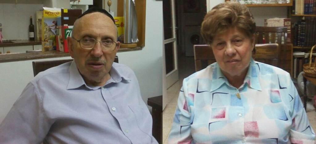 2011. július 4. - első posztdoktori látogatásom Bnei Brakban